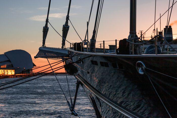 Sail Yacht EOS