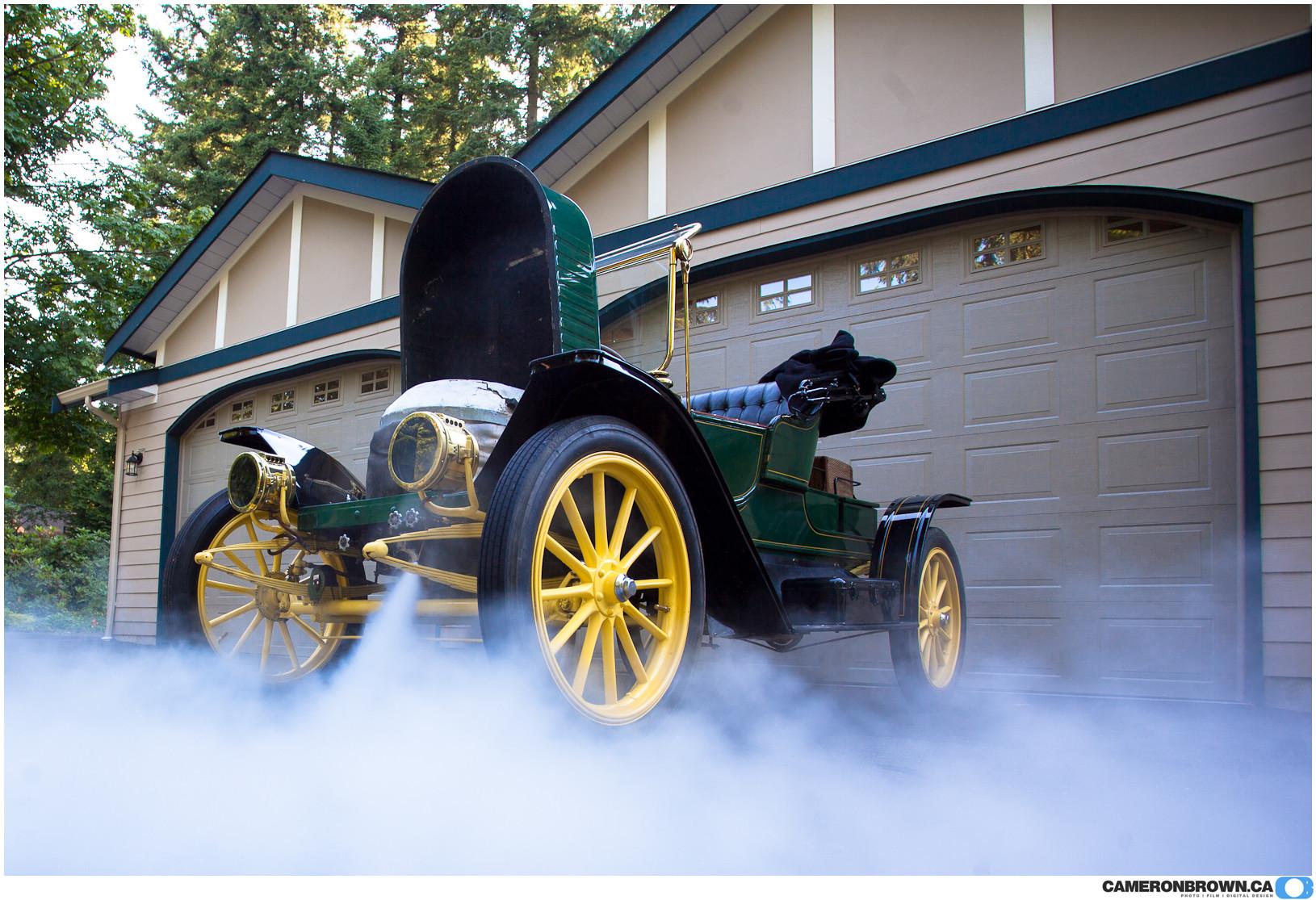 1911 Model R Stanley Steamer Steam Car Cameron Brown Blog