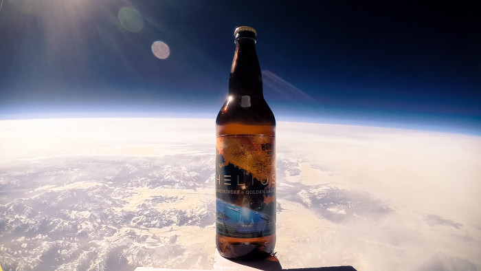 Hoyne Helios - Space Beer